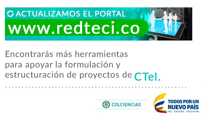 Red de  Estructuradores de Proyectos de CT+I