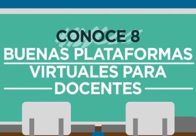 #Top 8 de plataformas virtuales para docentes