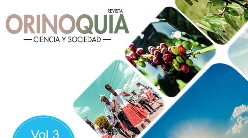 Vol. 3 Revista Orinoquia, Ciencia y Sociedad