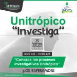 Unitropico Investiga